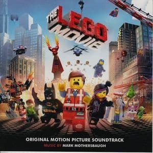 Mark Mothersbaugh<br>The Lego Movie (Original Motion Picture Soundtrack)<br>CD